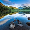 Primary 3rd - Blae Tarn at sunrise_Mark Slater.jpg