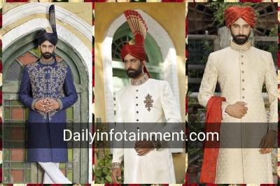 Stylish Sherwani Designs for this Wedding Season