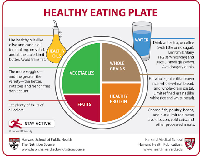 Healthy Eating Plate guide