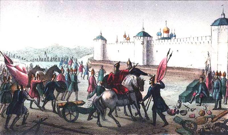 история города сергиев посад