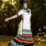 South African Traditional Dresses Women 2017