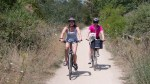 Fahrradfahrerinnen / Велосипедистки