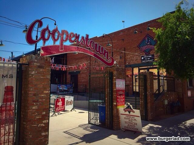 Alice Cooperstown Arizona Burger