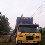 Container Arrival & Offloading in Buea - 100_9054.JPG