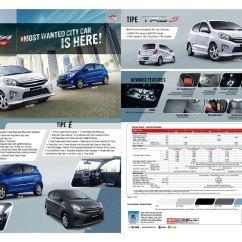 New Agya Trd Suspensi Grand Avanza Keras Harga Termurah Dealer Anzon Toyota Pontianak Kalimantan