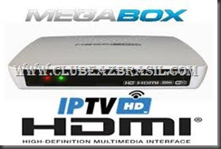 MEGABOX MG5 HD