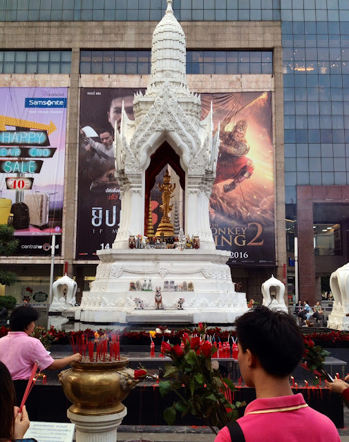 Image result for trimurti trinity at central world bangkok