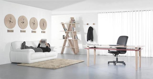 Muebles madera.