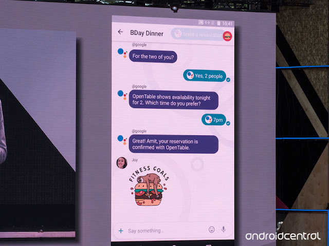 Allo -  This Might Be The Chat Application We've Been Waiting For 1