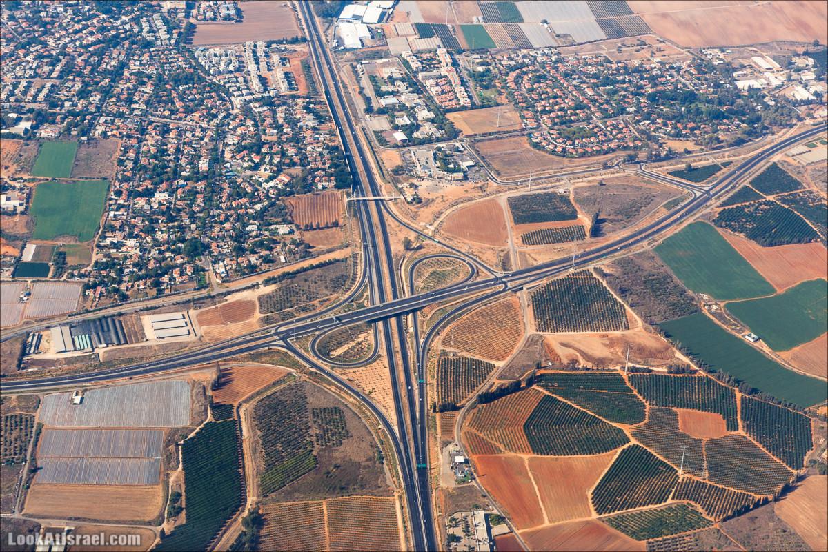 Посадка в аэропорту Бен Гурион   LookAtIsrael.com - Фото путешествия по Израилю