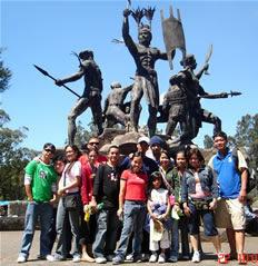 April 22: Baguio City