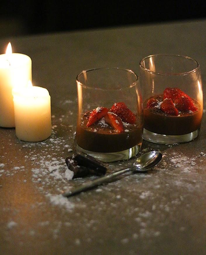 dessert de saint valentin la mousse au chocolat. Black Bedroom Furniture Sets. Home Design Ideas