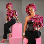 Latest African Dresses Ankara Gown and Pistis Ghana