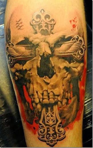 52 El Mejor De La Cruz Diseños E Ideas De Tatuajes Tatuajes247