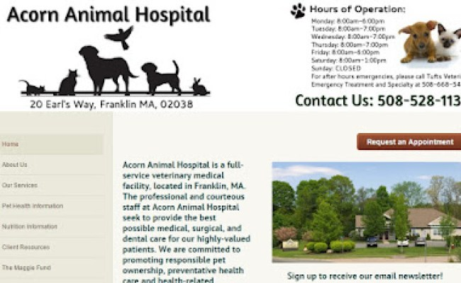 Franklin Matters Yard Sale Acorn Animal Hospital Aug 16 8 00am To 2 00 Pm