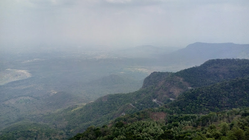 ghat roads of yercaud hills