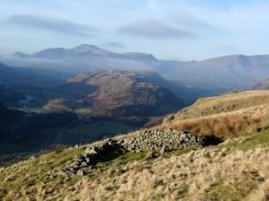Sheepfold and High Rigg