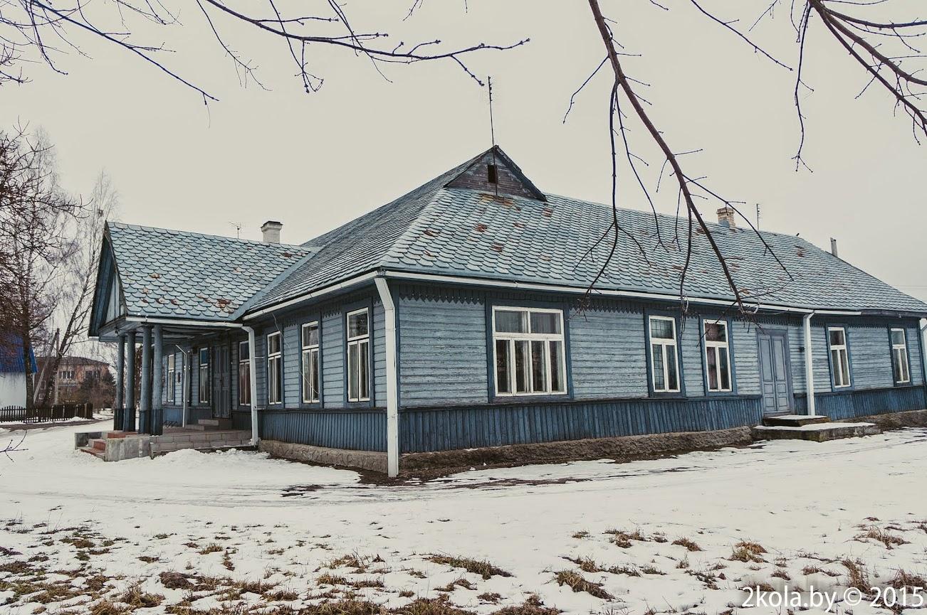 Сядзібны дом у Агарэвічах