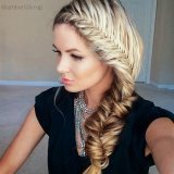 very cool braid for long hair 2015 2016