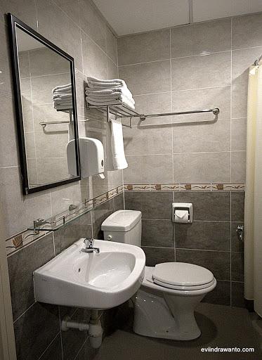 Wastafel dan Toilet