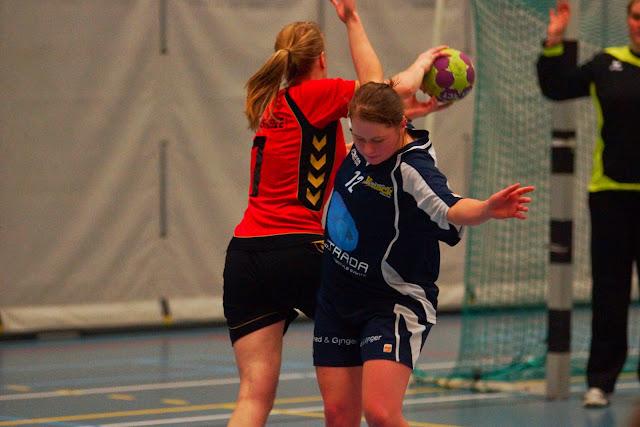 handbal verdedigen
