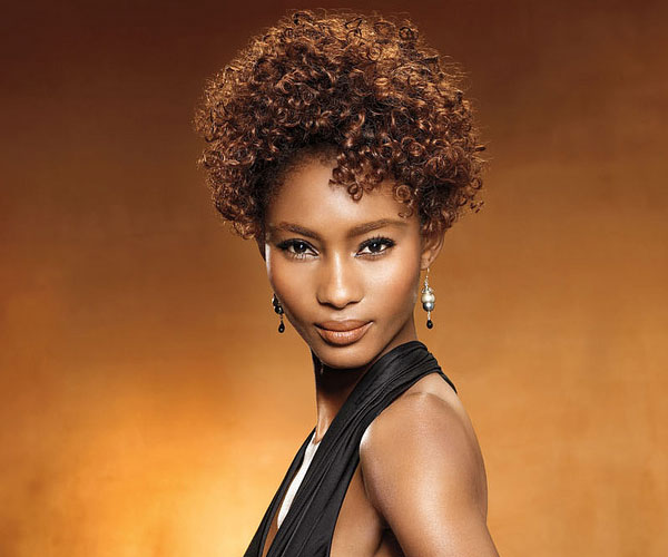 2018 African American Short Hairstyles For Black Women