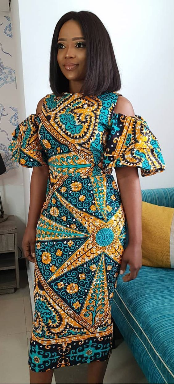 AMAZING TRADITIONAL AFRICAN DRESS DESIGNS FOR WOMEN ...