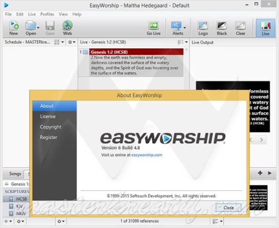 easy worship software free download crack