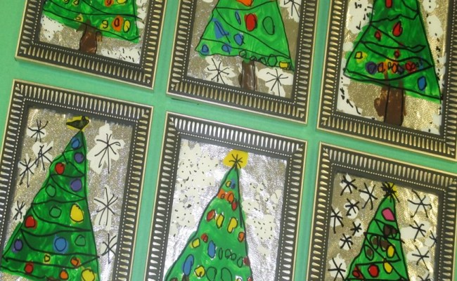 A Christmas Parent Gift Stained Glass Window Pictures Pocket Of Preschool