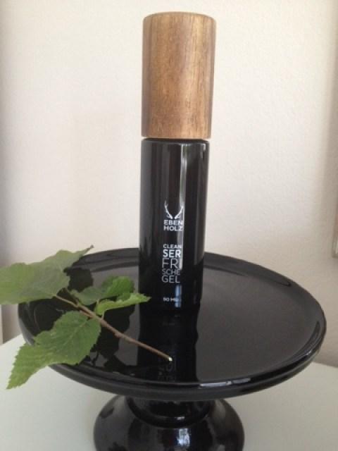 Ebenholz… Natural Skincare for Men
