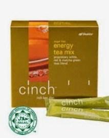 Cinch-Energy-Tea-Mix-Shaklee-Untuk-Tingkatkan-Metabolisme