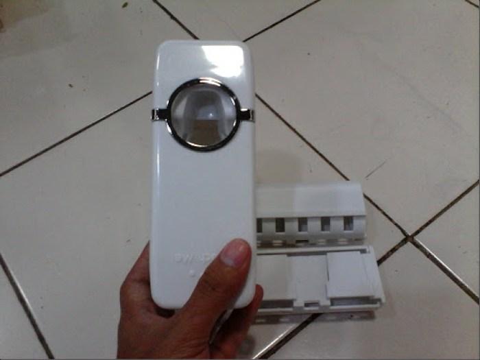 dispenser odol mini praktis membut kamar mandi jadi rapi