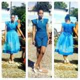 TOP SIMPLE SHWESHWE DRESSES 2017