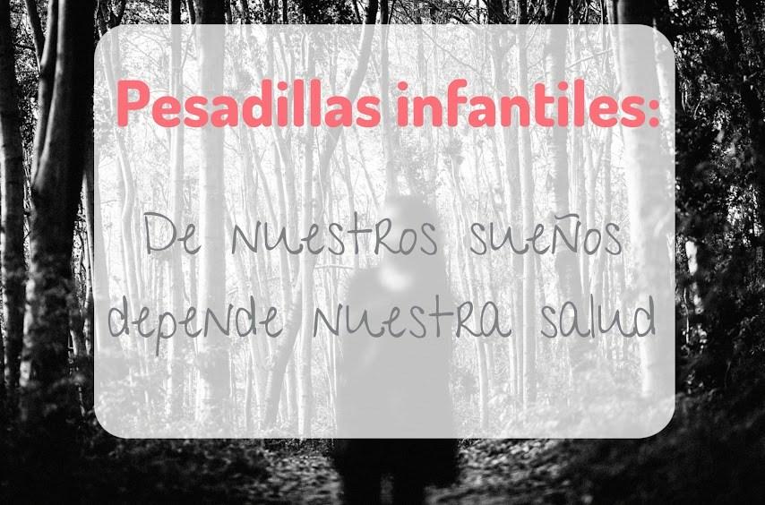 pesadillas-infantiles-psicología-salud-niños