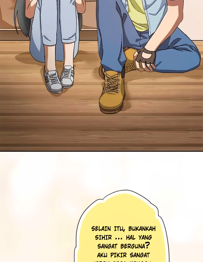 Distancia ~ The Untouchable One: Chapter 13 - Page 35
