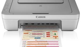 Драйвера для принтера кэнон mg 2440