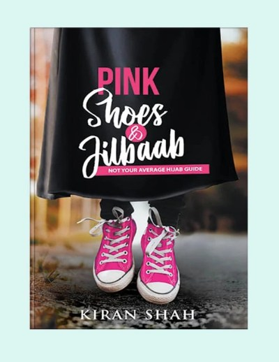 Kiran Shah Releases New Book 'Pink Shoes And Jilbaab' Around the Globe