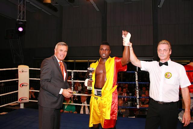 Yves Ngabu wint