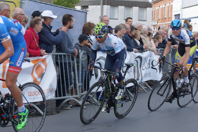 Quintana in Roeselare