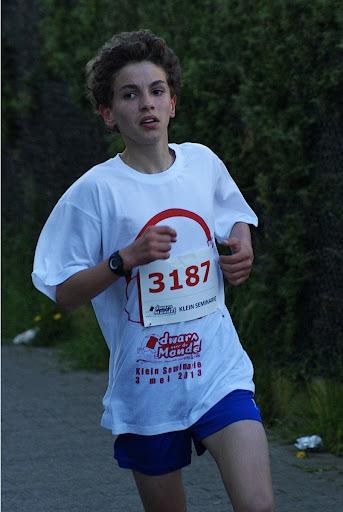 Dwars over de Mandel 2013,  3,5 km lopen