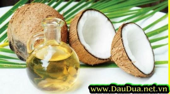 Tinh dầu dừa là liệu pháp chữa bệnh cho cộng đồng