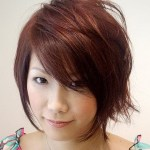 pixie haircut for asian women trends