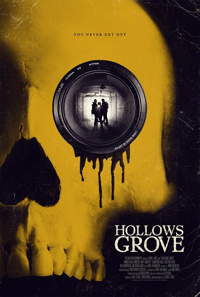 Hollows Grove Poster trailer