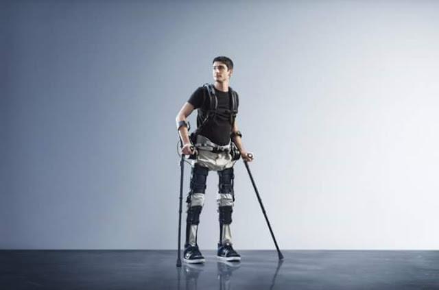 SuitX Exoskeleton Helps Paralysed People Walk Again 1