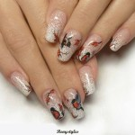 15 Fabulous Nails Design & manicure 2017