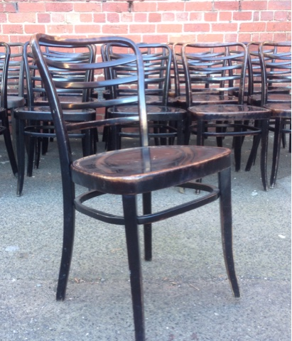 used restaurant chairs steel chair accessories cafechairs thonet leiter timber bentwood cafe www chairsales com au secondhand slightly