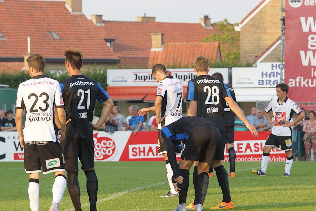 Brouwers klaar op penalty te trappen