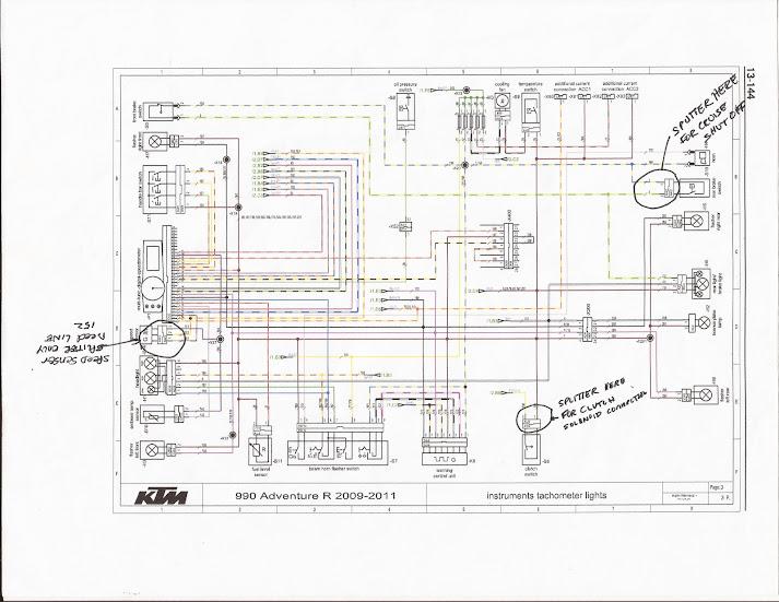 wiring diagram ktm 990 adventure