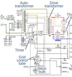 schematic of the rec 30 teletype power supply for some reason the schematic [ 1600 x 1047 Pixel ]