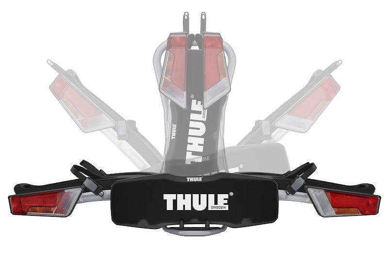 Opvouwbare fietsendrager Thule